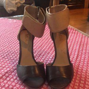 MIA heels